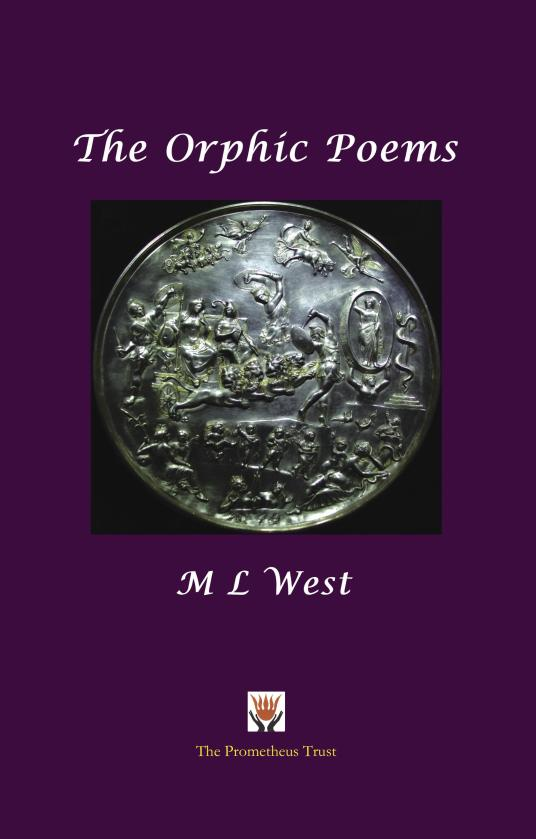 Orphic front cover